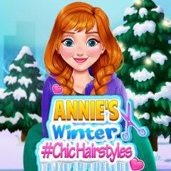 Annie's Winter #ChicHairstyles