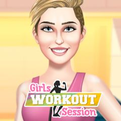 Girls Workout Session