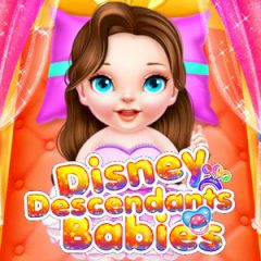 Disney Descendants Babies