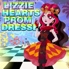 Lizzie Hearts Prom Dresses