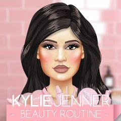 Kylie Jenner Beauty Routine