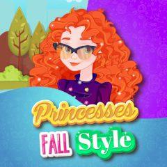 New Season Look: Princesses Fall Style