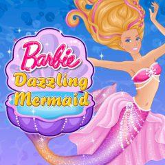 Barbie Dazzling Mermaid