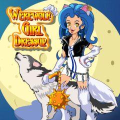 Werewolf Girl Dressup