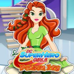 DC SuperHero Girls Poison Ivy