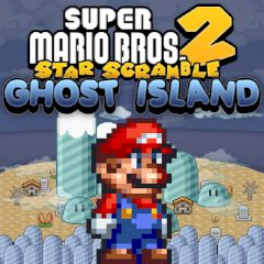 download super mario bros  crossover