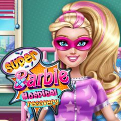 Super Barbie Hospital Recovery