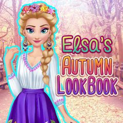 Elsa's Autumn Lookbook