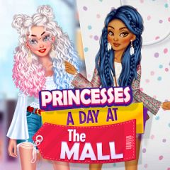 Princesses a Day at the Mall