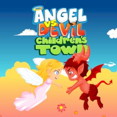 Angel vs. Devil: Children's Town