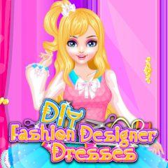DIY Fashion Designer Dresses