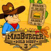 Mad Burger 3 Wild West
