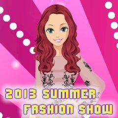 2013 Summer Fashion Show