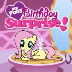 My Pony Birthday Surprise!