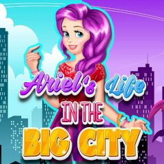 Ariel's Life in the Big City