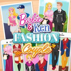 Barbie & Ken Fashion Couple