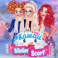 My Kawaii Winter Scarf
