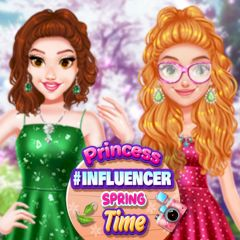 Princess #Influencer SpringTime