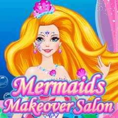 Mermaids Makeover Salon
