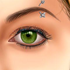 Eye makeover