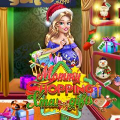 Mommy Shopping Xmas Gifts