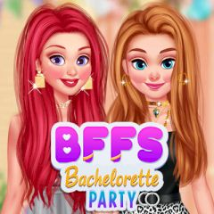 BFFs Bachelorette Party