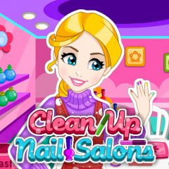 Clean up Nail Salons