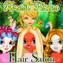 Forest Pixies Hair Salon
