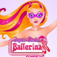 Super Barbie Ballerina