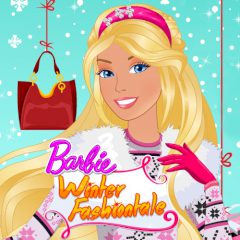Barbie Winter Fashiontale