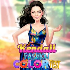 Kendall Fashion Color Test