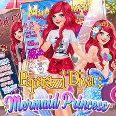 Paparazzi Diva Mermaid Princess
