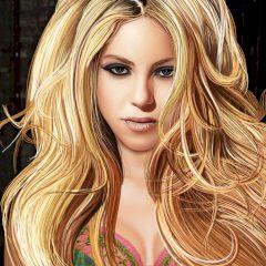Shakira Celebrity Makeover