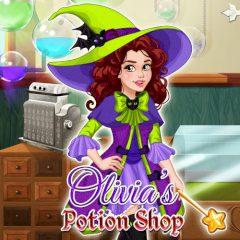 Olivia's Potion Shop