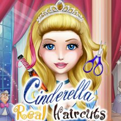 Cinderella Real Haircuts