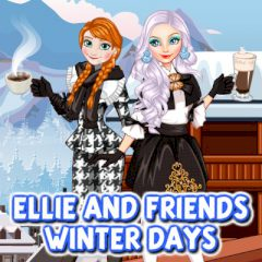 Ellie and Friends Winter Days
