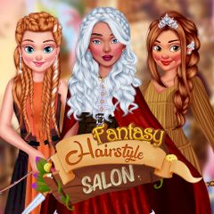 Fantasy Hairstyle Salon