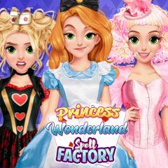 Princess Wonderland Spell Factory
