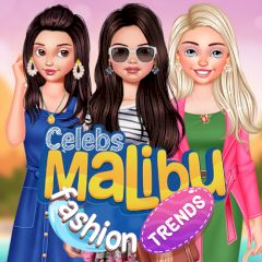 Celebs Malibu Fashion Trends