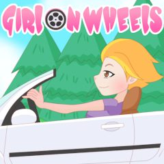 Girl on Wheels