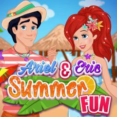 Ariel & Eric Summer Fun