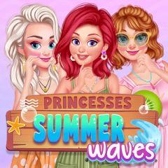 Princesses Summer Waves