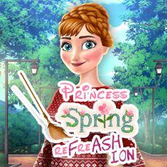 Princess Spring ReFreASHiON