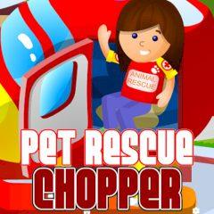 Pet Rescue Chopper