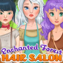 Enchanted Forest Hair Salon