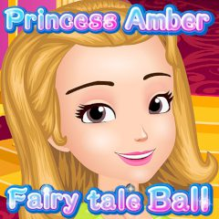 Princess Amber Fairy Tale Ball