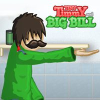 Tiny Timmy and Big Bill