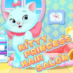 Kitty Princess Hair Salon