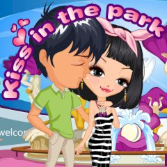 Kiss in the Park