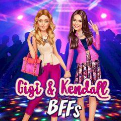 Gigi & Kendall BFFs